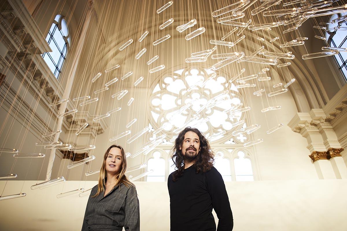 Une galerie d'art dans une église : Carpenters Workshop présente DRIFT