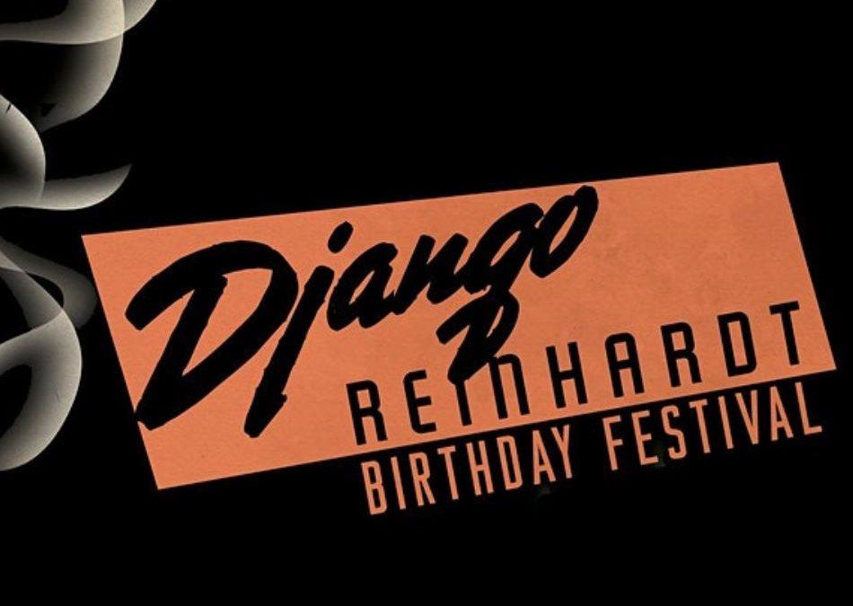 Concert – Django Reinhardt Birthday Festival in Berkeley