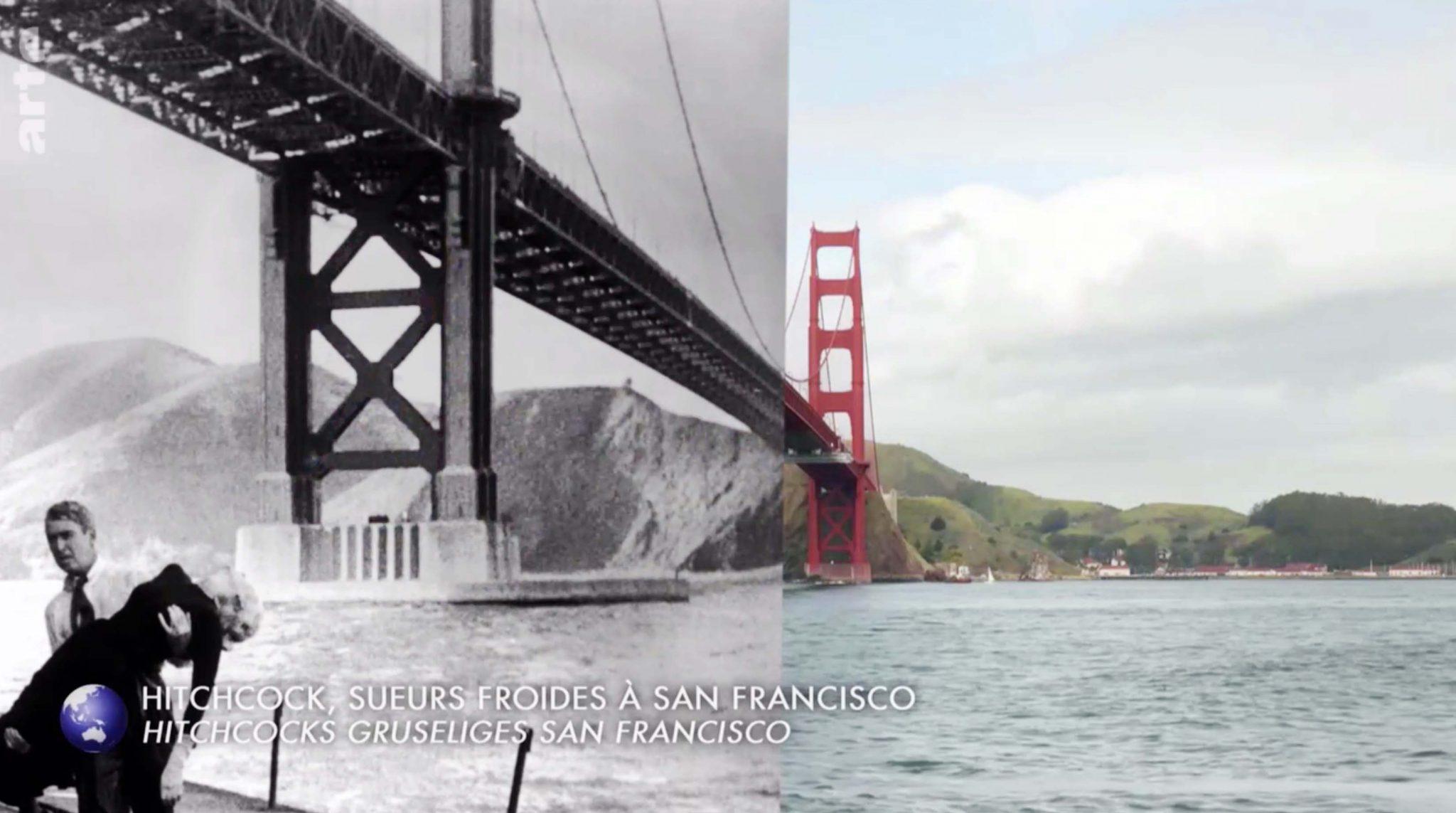 Video – Vertigo in San Francisco with Alfred Hitchcock