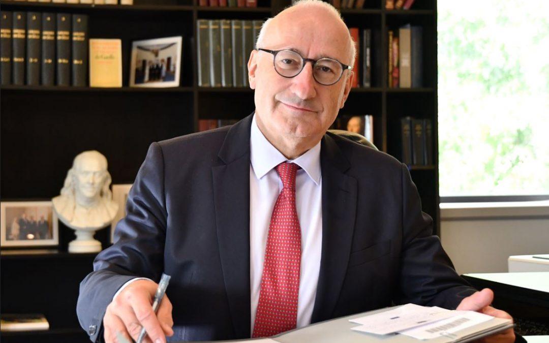 Conférence à Berkeley par Philippe Etienne, Ambassadeur de France aux Etats-Unis