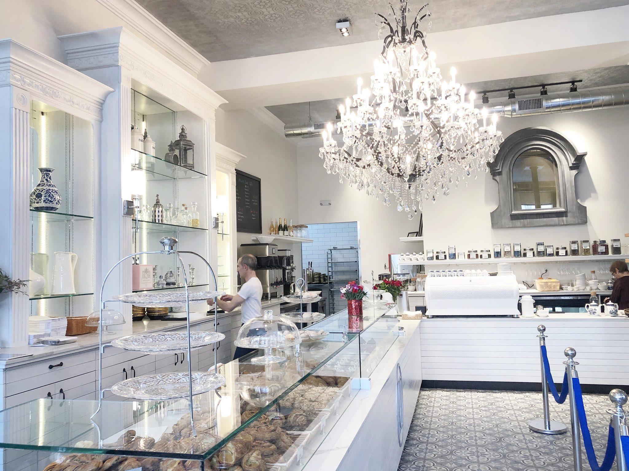 Maison Danel: a new French tea salon-pâtisserie in San Francisco
