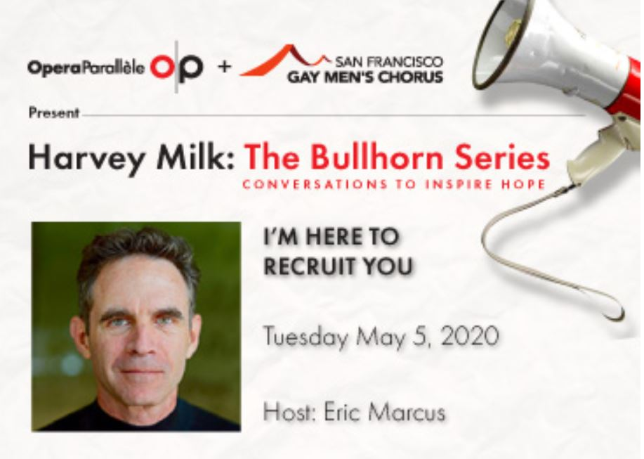 Opera Parallele – Harvey Milk The Bullhorn Series 4/4