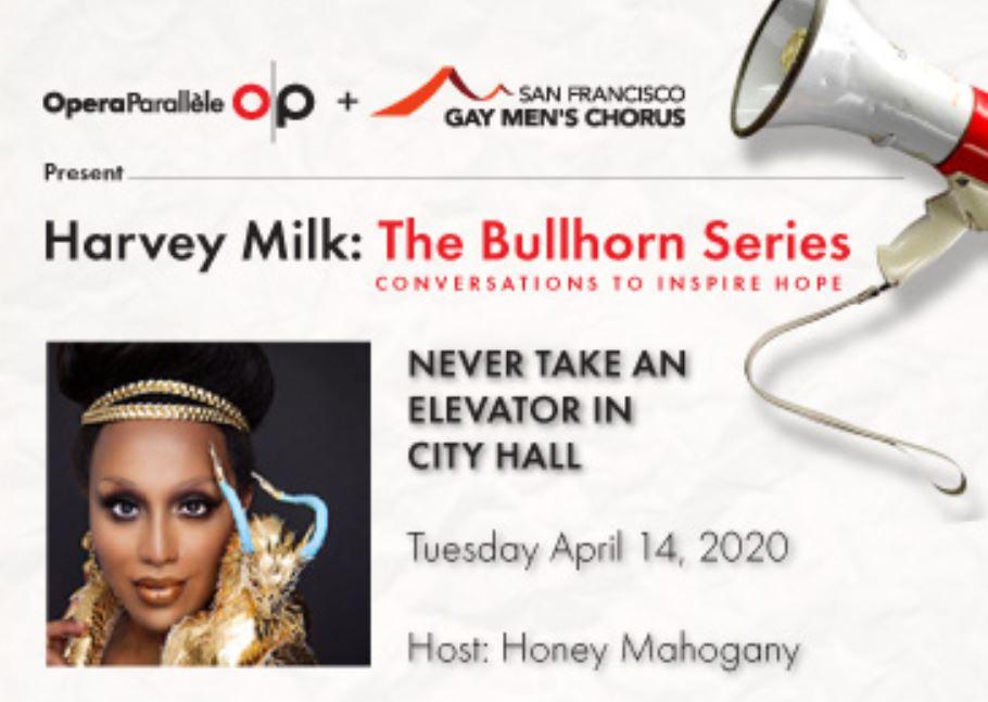 Opera Parallele – Harvey Milk The Bullhorn Series 3/4