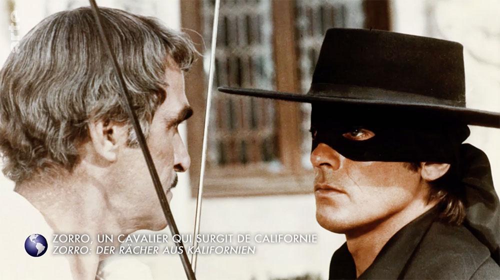 Video – A hero…whose name is Zorro in Santa Barbara