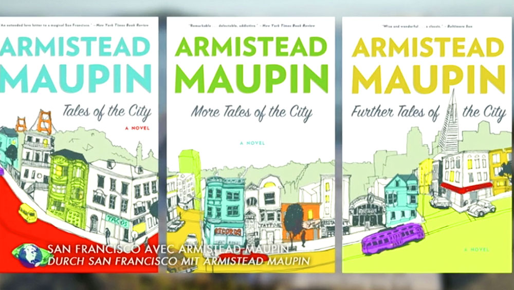 Video – Le San Francisco d'Armistead Maupin