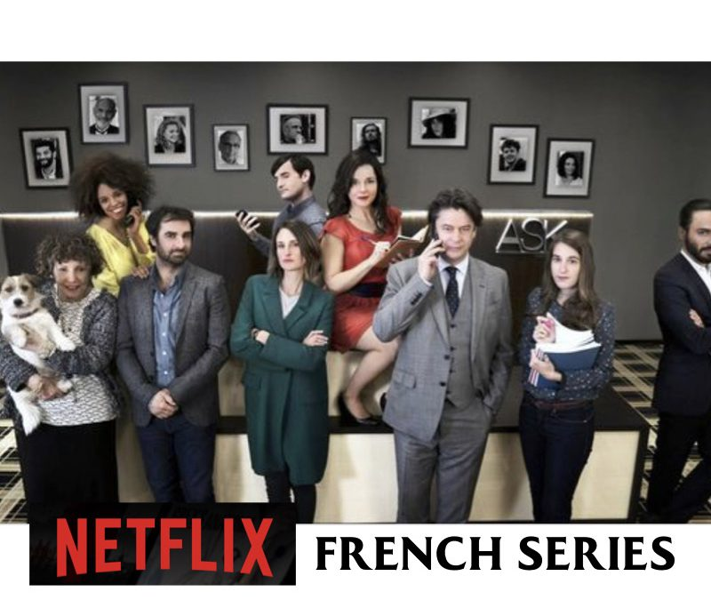 French & Francophones series on Netflix – March 2020
