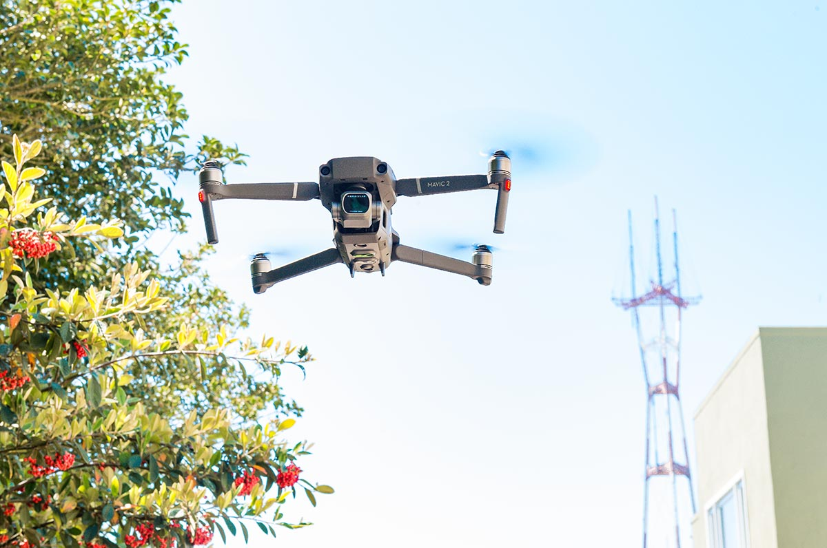 Easter Eggs to be Delivered by Drones in San Francisco!