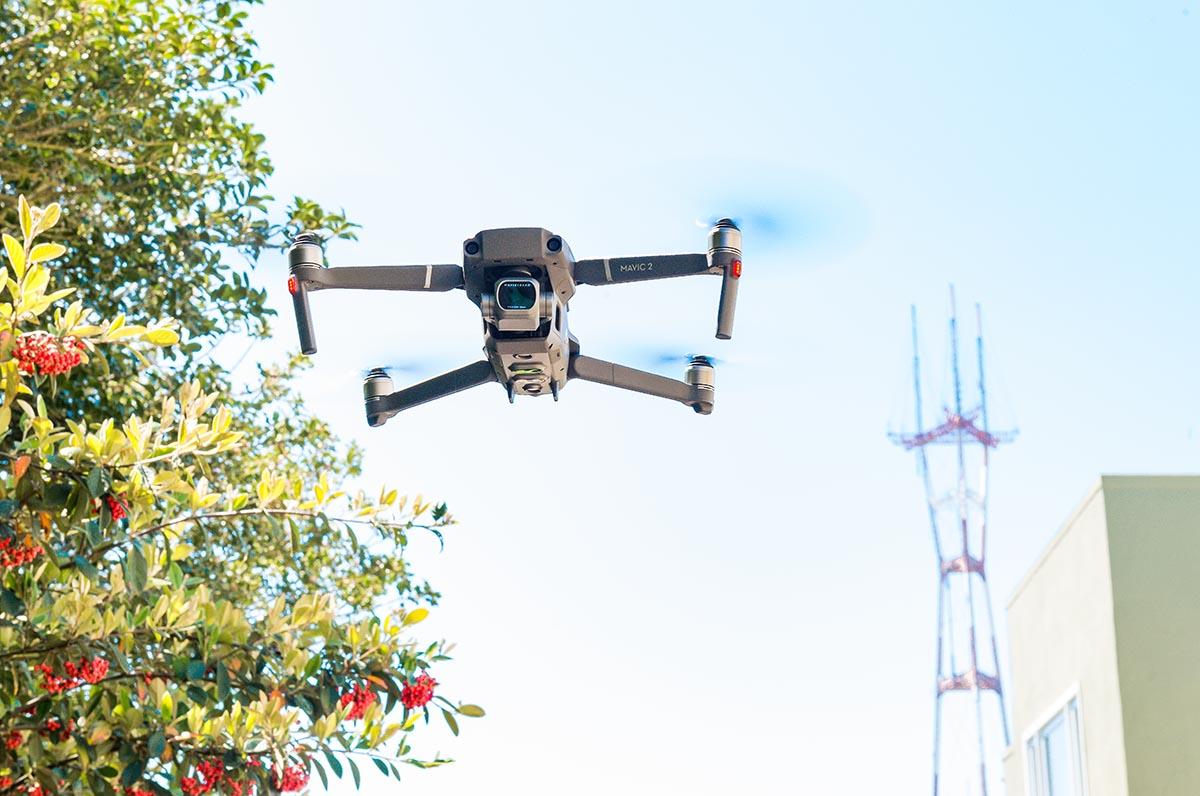 La livraison d'oeufs de Pâques par drone débute à San Francisco