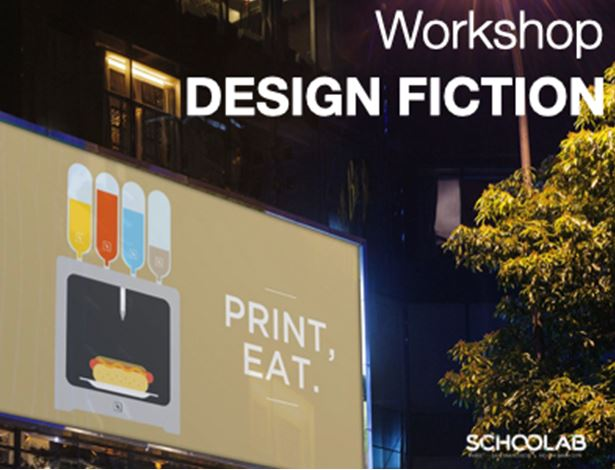 Webinar by Schoolab – Introduction to Design Fiction