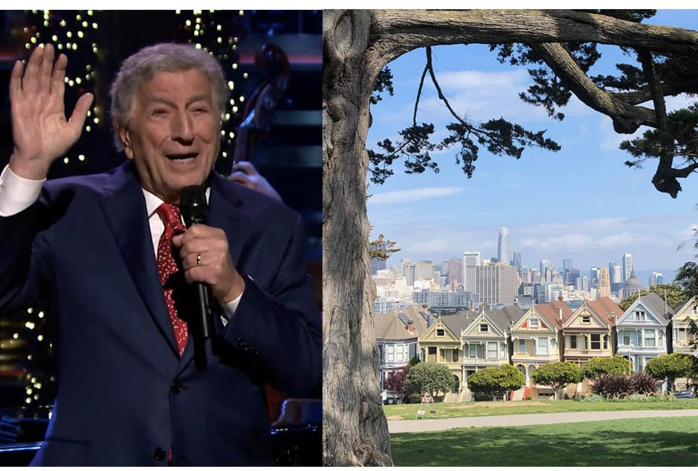 Tony Bennett to lead 'I Left My Heart in San Francisco' sing-along to honor frontline workers