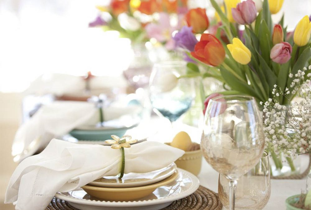 Helping Small Businesses – All Things French for an Easter Feast
