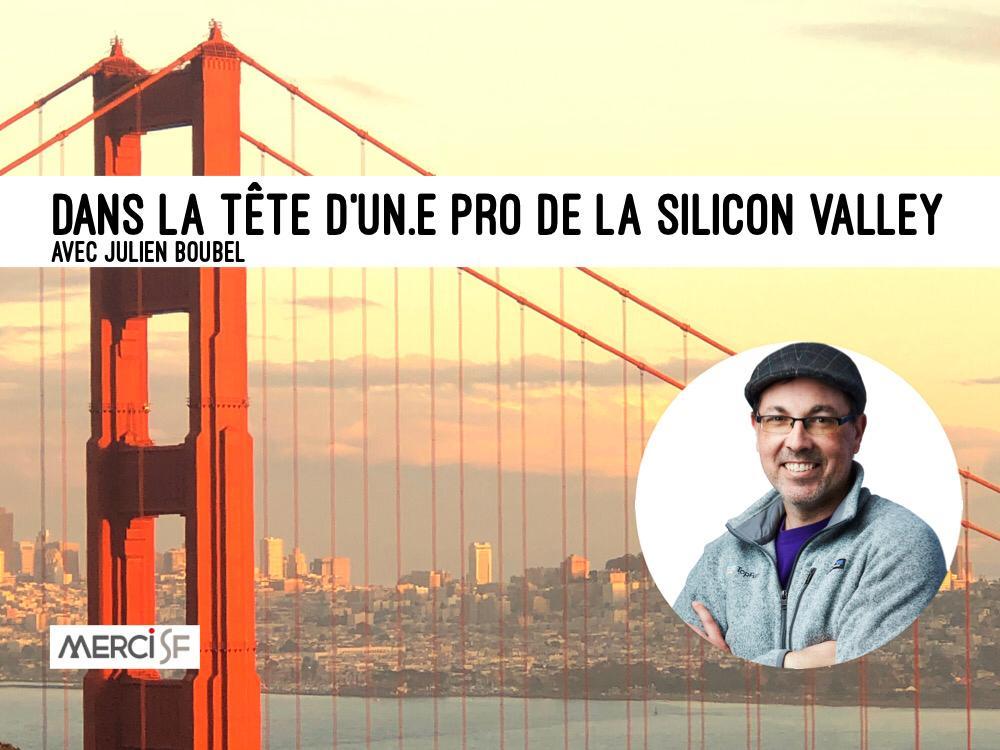 Dans la Tête d'un(e) Pro de la Silicon Valley de Julien Boubel
