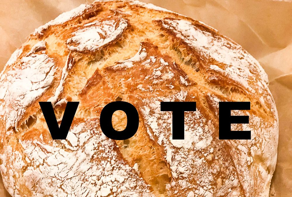 Vote for the most beautiful home-made bread