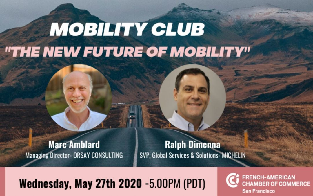 FACCSF Webinar – Future of the Mobility Industry