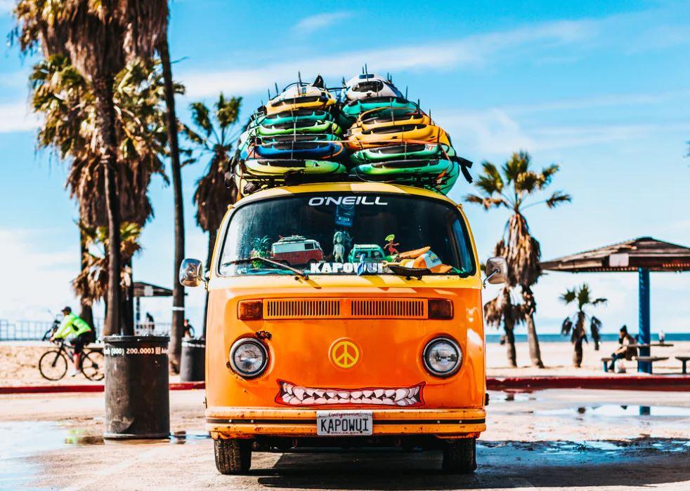 Summer 2020 – Glamping, Camper Van and Road Trip