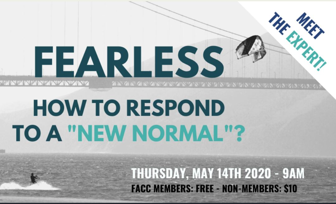 Webinar FACCSF – How to Respond to a New Normal