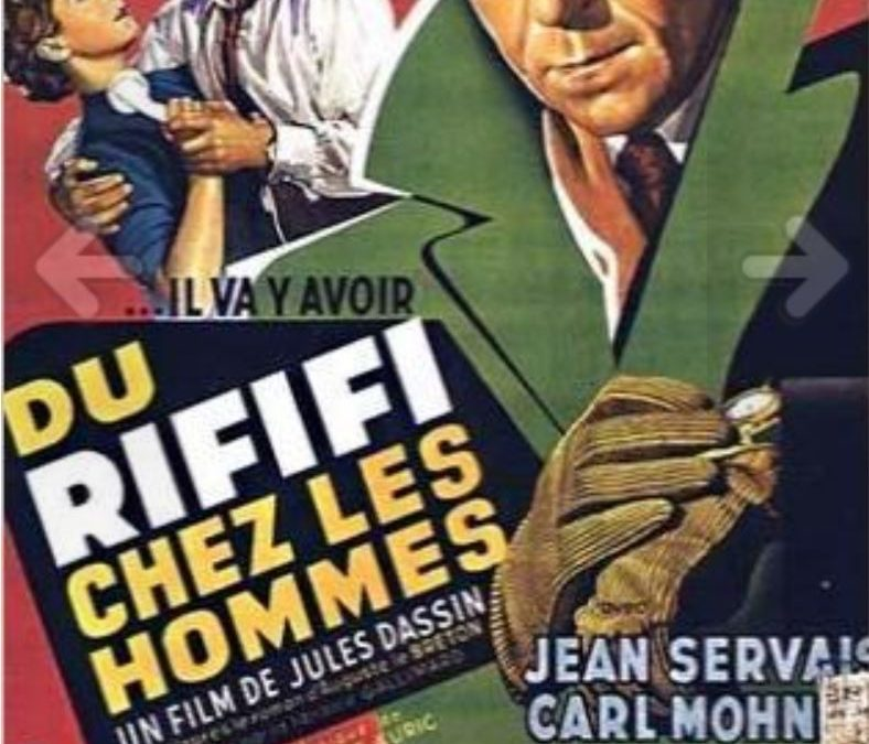 French Movie – Rififi by Jules Dassin (EN subtitles)