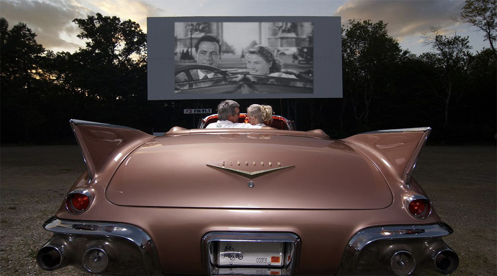 Two Drive-in Cinemas Open in Bay Area