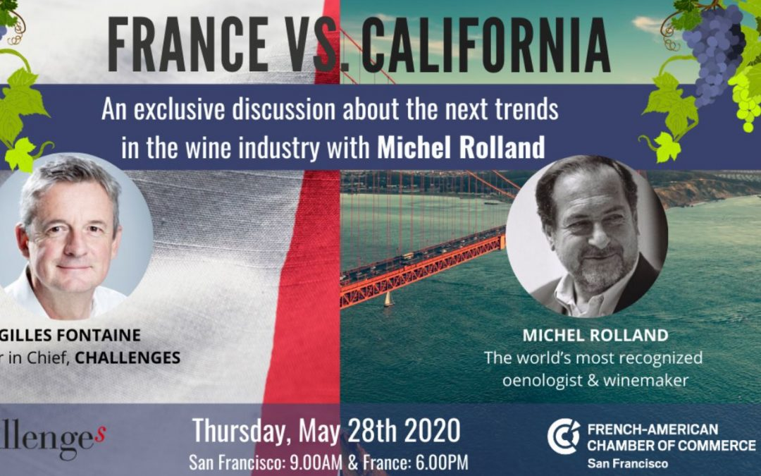 Webinar FACCSF – What's next in the wine industry?