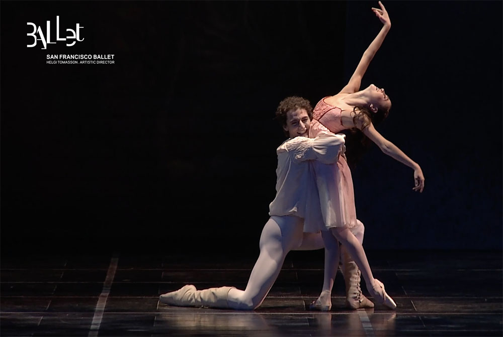 Romeo & Juliet by San Francisco Ballet with Mathilde Froustey