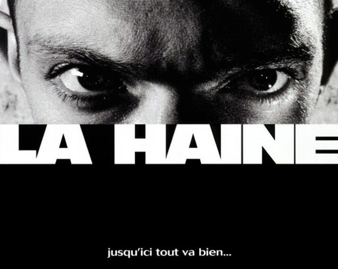 French movie – La Haine is on Amazon Prime US