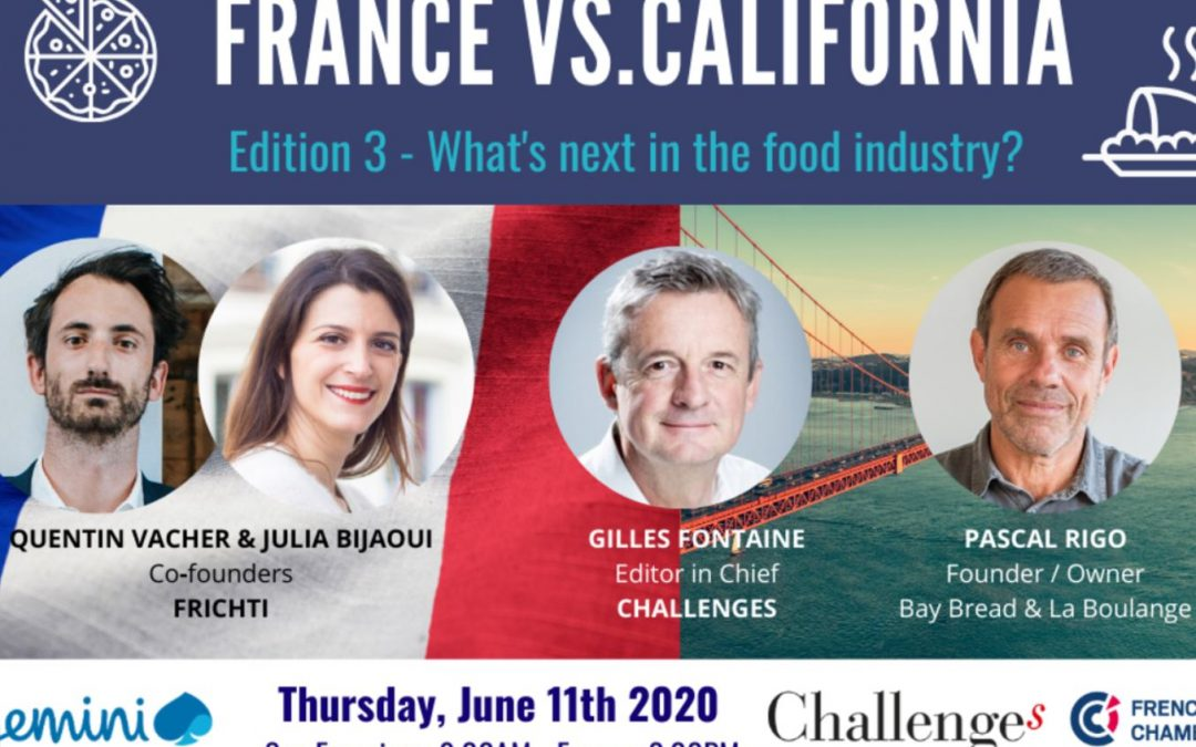 Webinar FACCSF – What's next in the food industry?