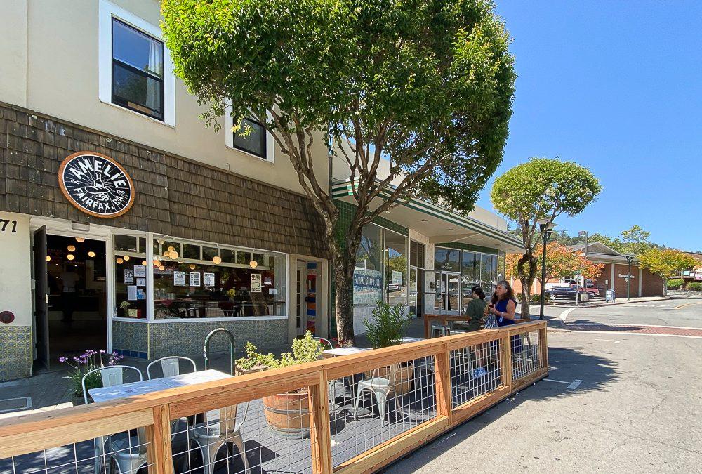 Nouveau : Amélie Fairfax… boulangerie, café et bar à vins