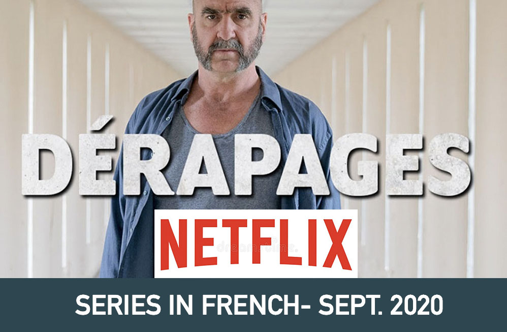 French & Francophone Series on Netflix – September 2020