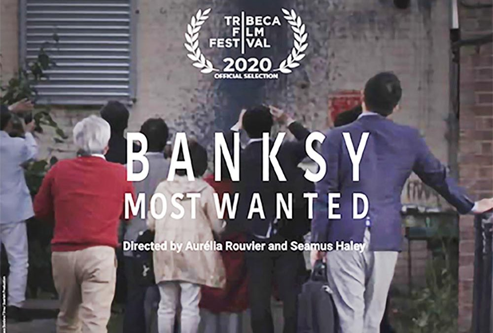 French Documentary @ MVFF43 – Bansky Most Wanted