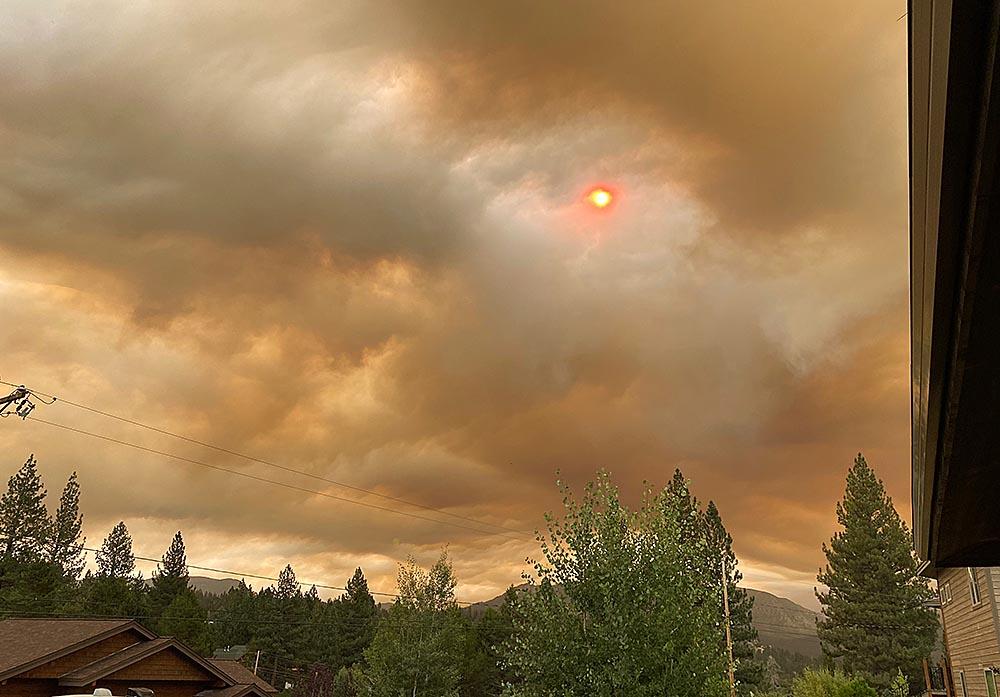 Surveiller la qualité de l'air, et les feux en temps réel