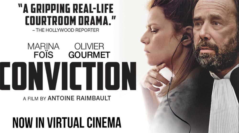 French Movie Conviction (EN Subtitles)