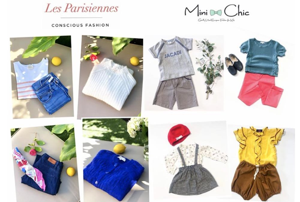 French Clothes Pop-Up Sale with Les Parisiennes and Mini-Chic