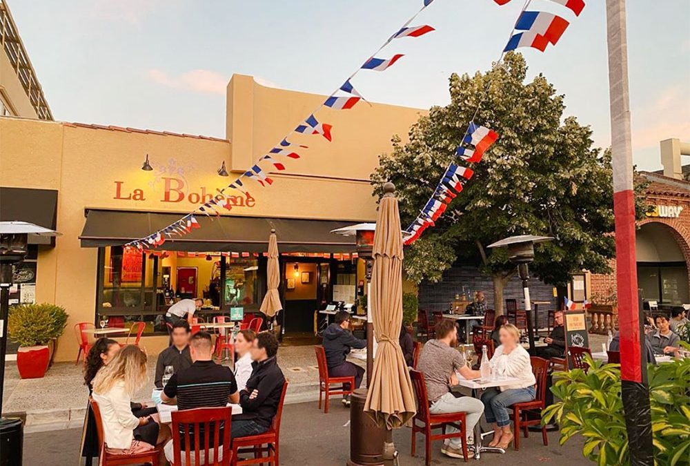 French Restaurants: Outdoor Dining in San Francisco Bay Area