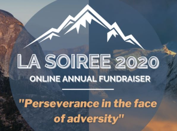 La Soirée, the FACCSF fundraiser gala is set on Nov 18th, 2020