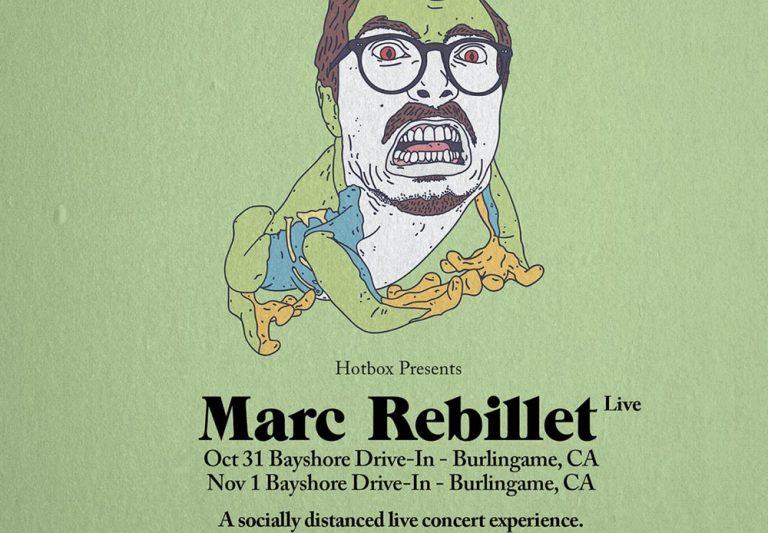 rebillet concert live