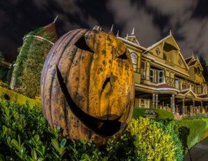 Halloween peninsula
