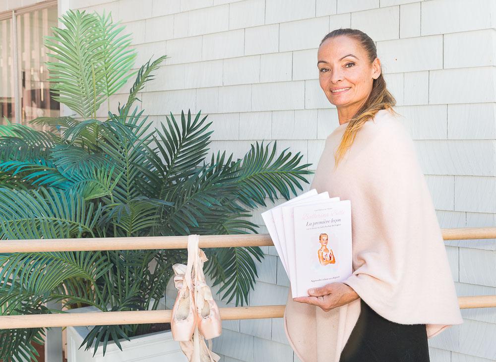 Ballerina Belle, une série de livres pour transmettre la passion de la danse