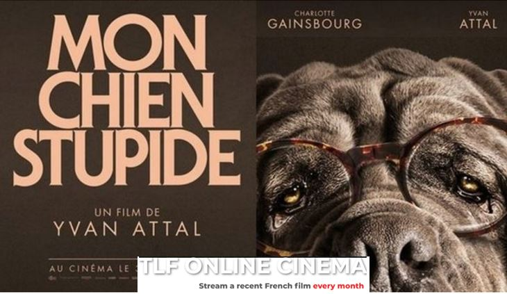 French movie – My Dog Stupid by Yvan Attal at TLF (EN Subtitles)