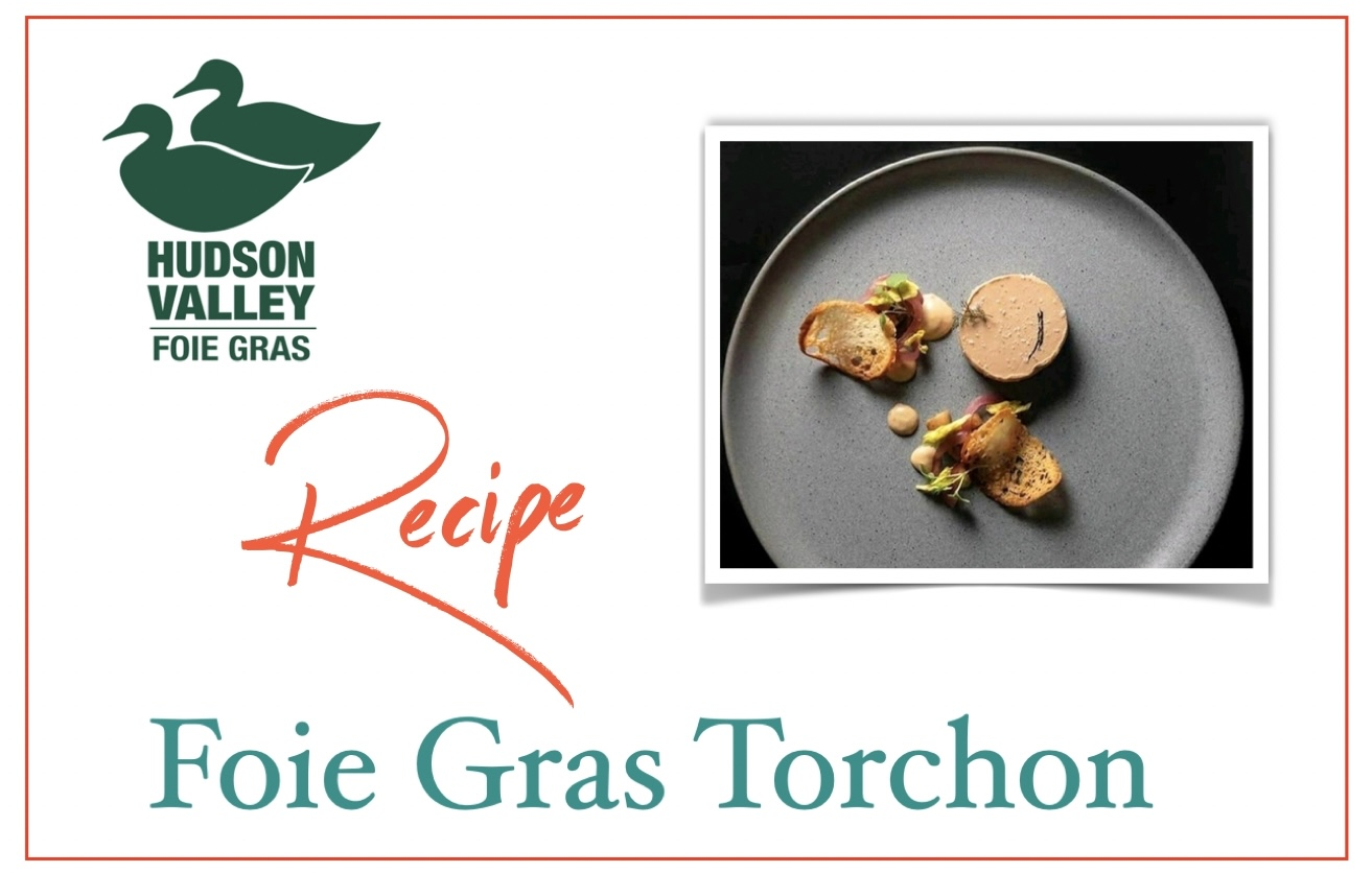 Foie Gras recipe