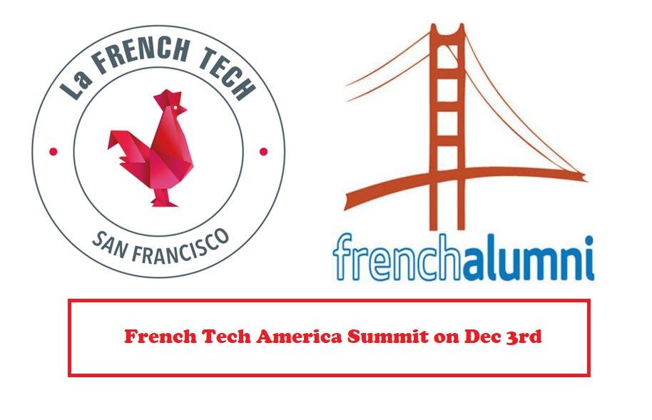 La French Tech America Summit, c'est le 3 décembre 2020