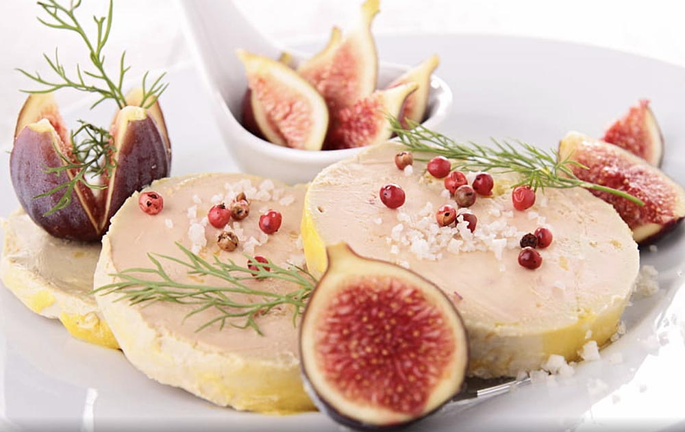 How to get Foie Gras in California?