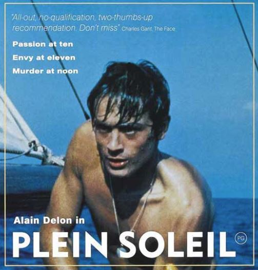 French Movie – Plein Soleil at Alliance Française Napa (EN subtitles)