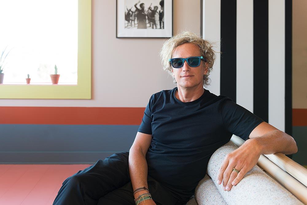 Yves Behar la villa