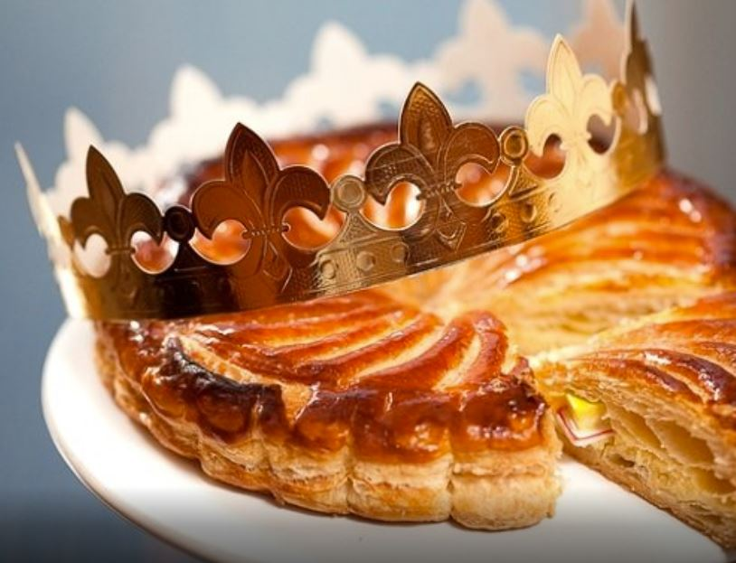 French King's cakes in San Francisco and the bay area…