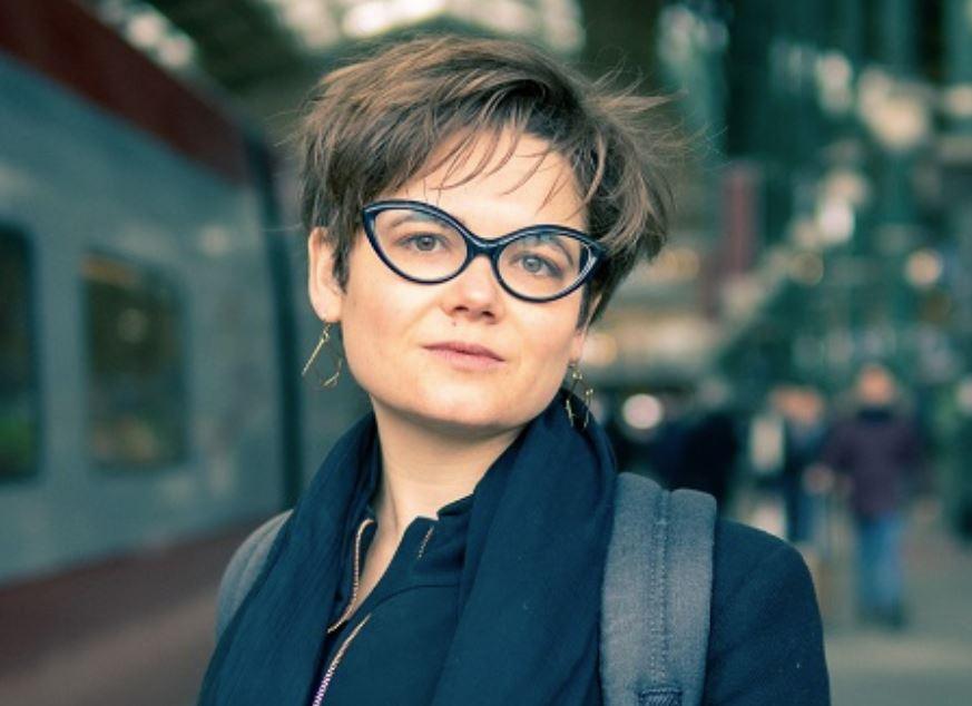 Le prix Goldman de l'environnement pour la militante française Lucie Pinson