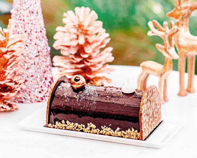 Where to Find a Christmas Buche in San Francisco Bay Area?