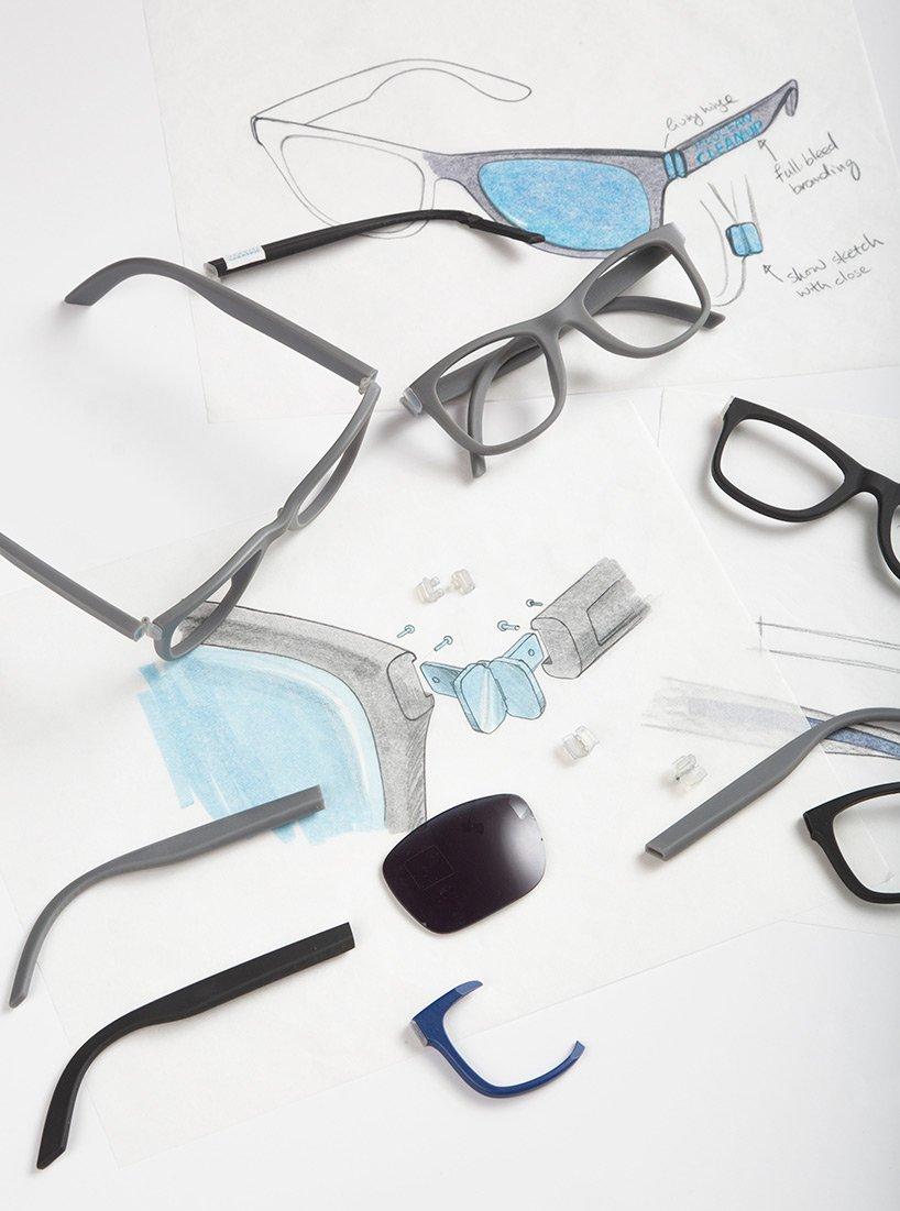 Yves Behar glasses