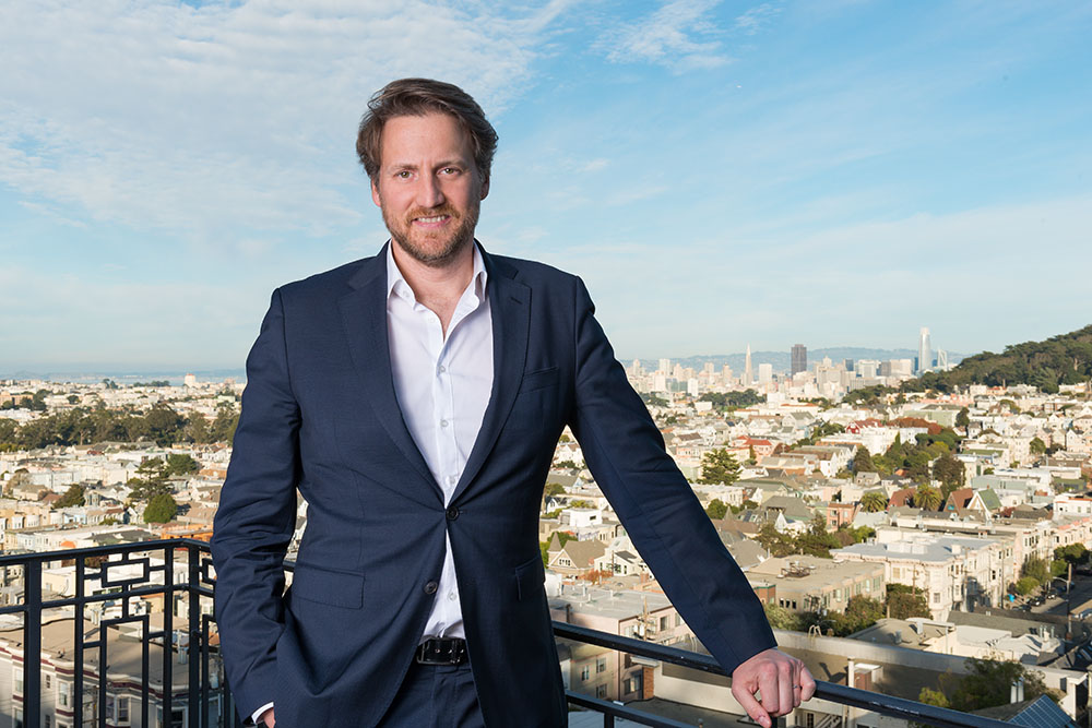 Interview with Frédéric Jung, Consul General of France in San Francisco