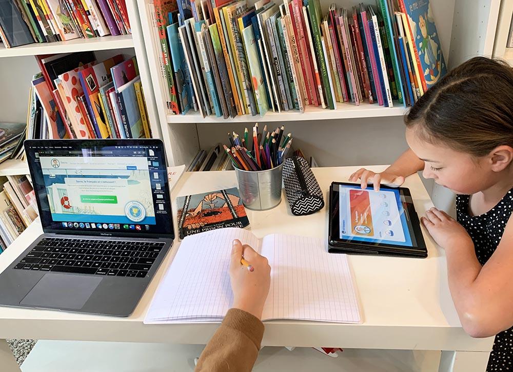 5 apps pour aider votre enfant dans son parcours bilingue