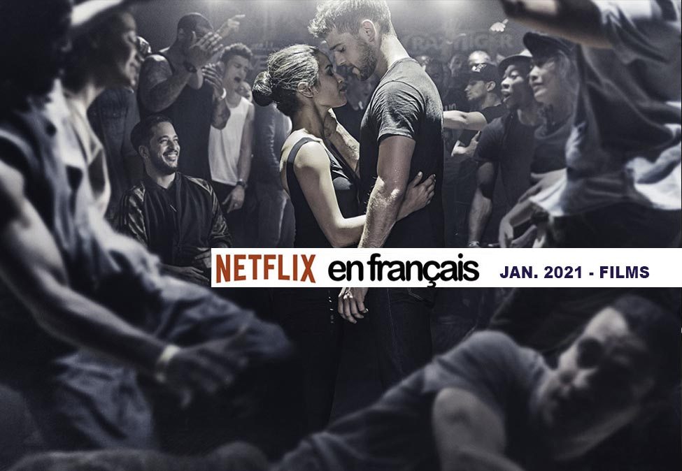 Our Netflix selection of French movies – January 2021